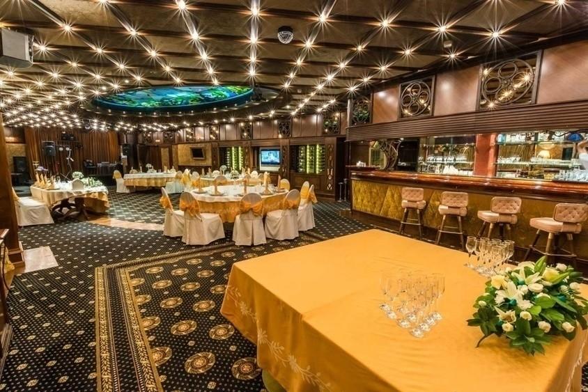 Банкетный зал, При гостинице на 80 персон в СВАО, м. ВДНХ, м. Алексеевская, м. Ботанический сад от 2000 руб. на человека