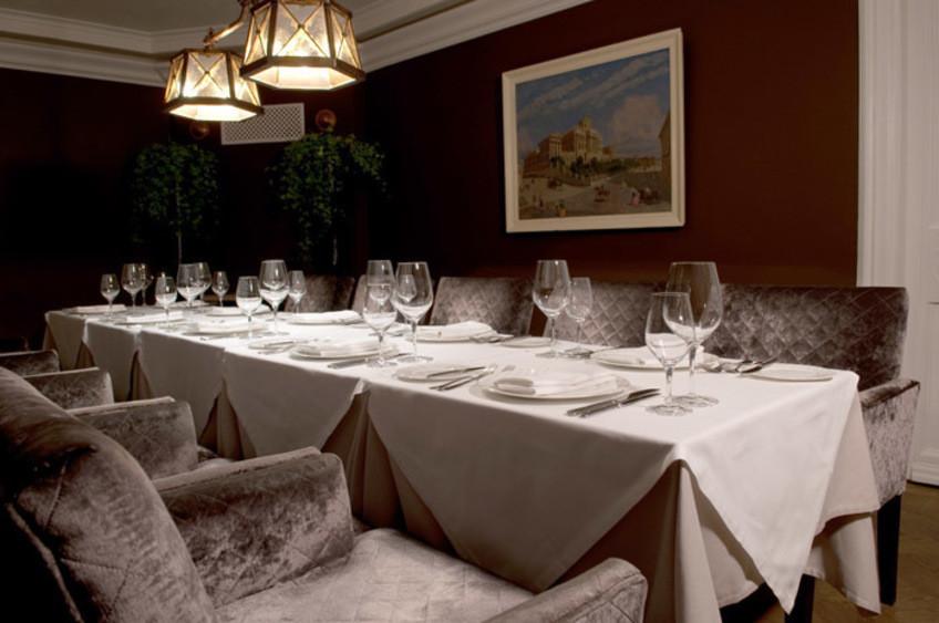 Ресторан, При гостинице, Усадьба на 14 персон в ЦАО, м. Марксистская, м. Таганская от 5000 руб. на человека