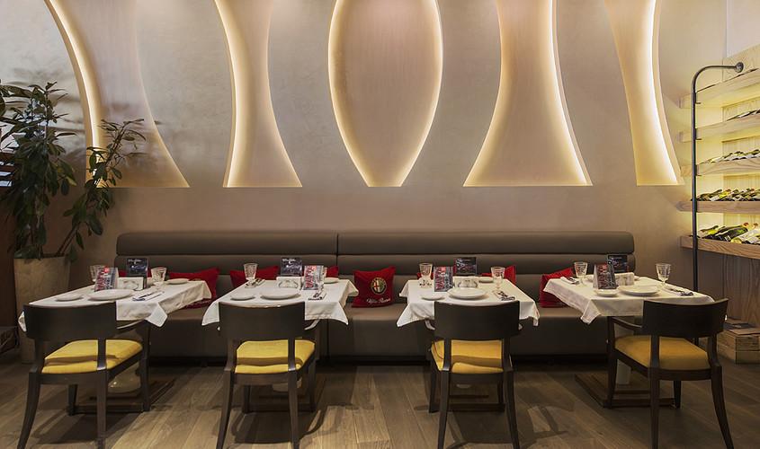 Ресторан, Банкетный зал, За городом на 30 персон в СЗАО, м. Мякинино, м. Строгино, м. Волоколамская от 5000 руб. на человека