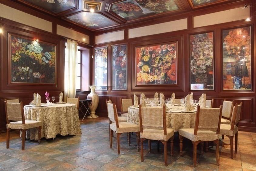 Ресторан на 40 персон в ЦАО, м. Парк Победы, м. Кропоткинская от 4000 руб. на человека