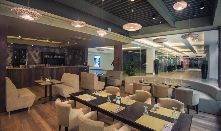 Ресторан, Банкетный зал на 150 персон в ЗАО, м. Кунцевская, м. Славянский бульвар от 2500 руб. на человека
