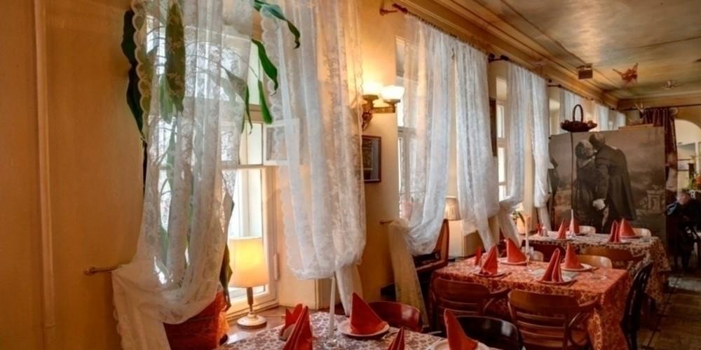 Ресторан на 80 персон в ЦАО, м. Китай-город от 2000 руб. на человека