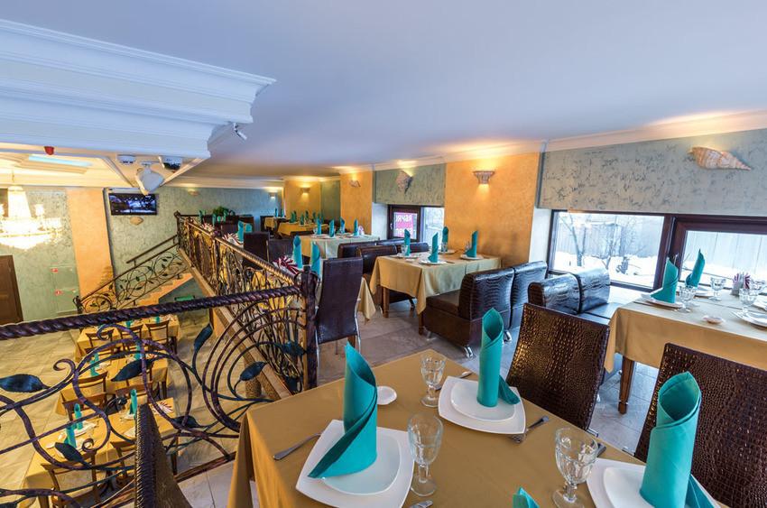 Ресторан на 50 персон в ЮЗАО, м. Улица Скобелевская от 1500 руб. на человека