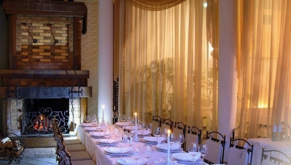 Ресторан, Банкетный зал на 170 персон в ЗАО, м. Ломоносовский проспект, м. Киевская от 3000 руб. на человека