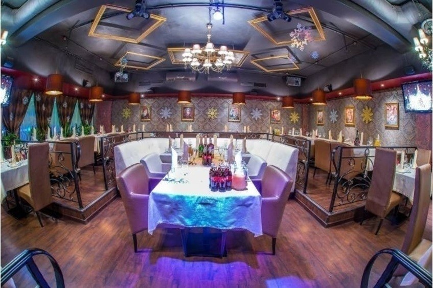 Банкетный зал, Кафе, Бар на 120 персон в ЮЗАО, м. Беляево от 2500 руб. на человека