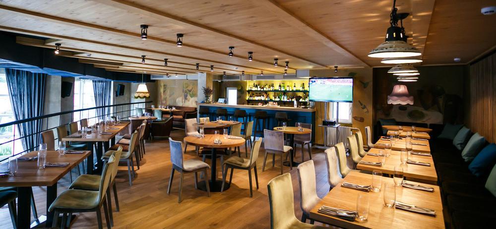 Ресторан, Банкетный зал на 40 персон в СВАО, м. Проспект Мира, м. Сухаревская от 10000 руб. на человека