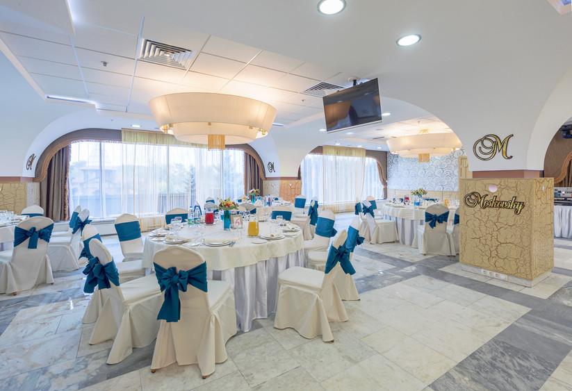 Банкетный зал, При гостинице на 200 персон в ВАО, м. Партизанская от 3000 руб. на человека
