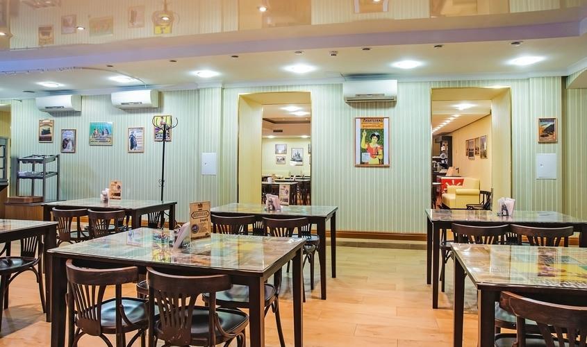 Ресторан, Банкетный зал на 40 персон в ЦАО, СВАО, м. Рижская, м. Проспект Мира от 1500 руб. на человека