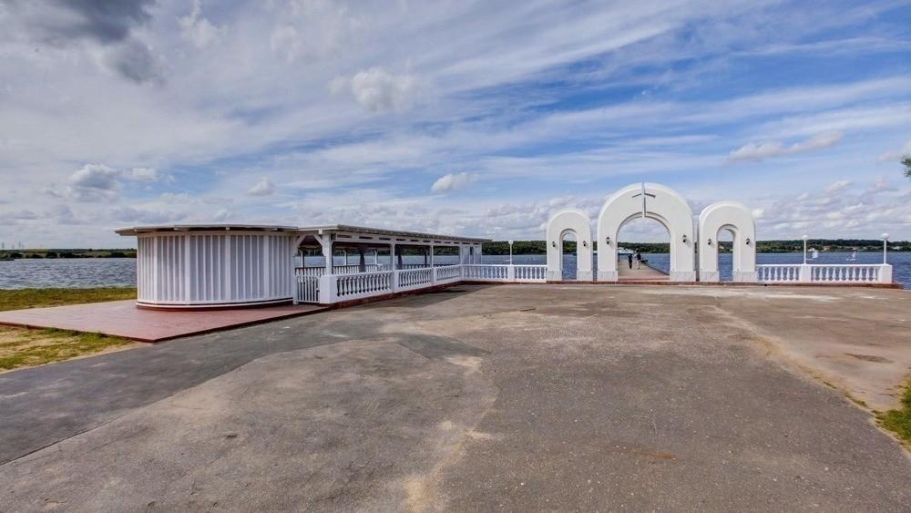 Летняя веранда на 100 персон в СВАО, Троицкий АО,  от 4000 руб. на человека