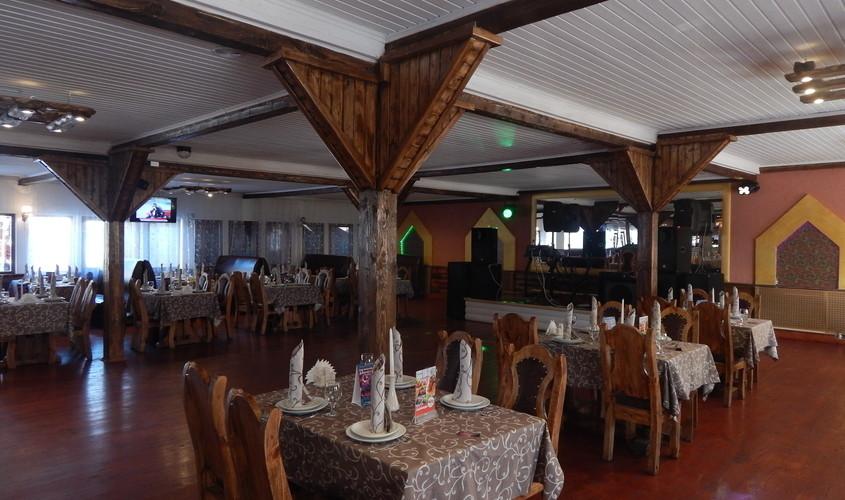 Ресторан, Банкетный зал, За городом на 350 персон в ВАО, м. Новогиреево, м. Перово от 2000 руб. на человека