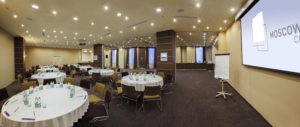 Банкетный зал, При гостинице на 180 персон в ЦАО, м. Выставочная, м. Международная от 3500 руб. на человека