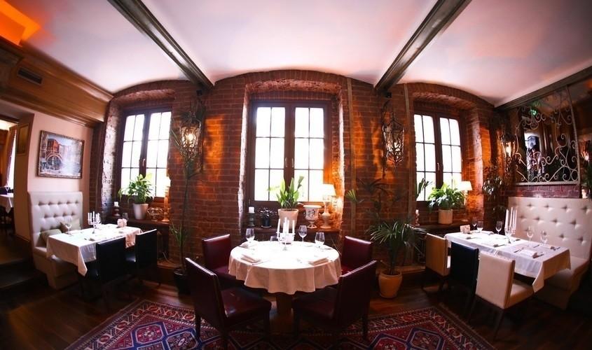 Ресторан, Банкетный зал на 35 персон в ЦАО, м. Цветной бульвар, м. Сухаревская от 3500 руб. на человека