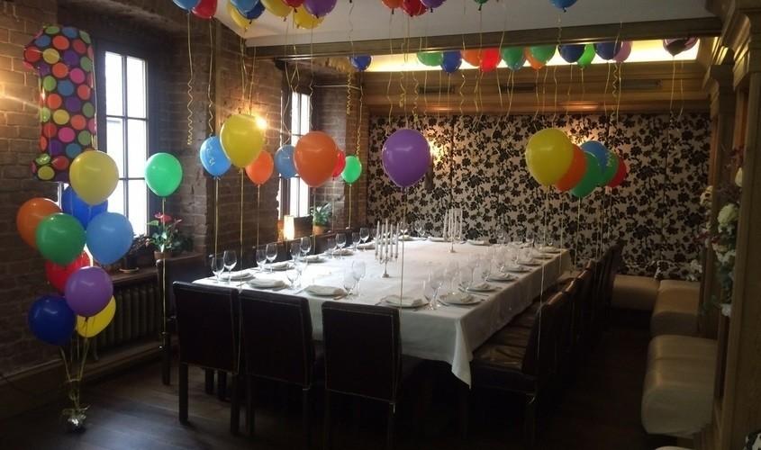 Ресторан, Банкетный зал на 25 персон в ЦАО, м. Цветной бульвар, м. Сухаревская от 3500 руб. на человека