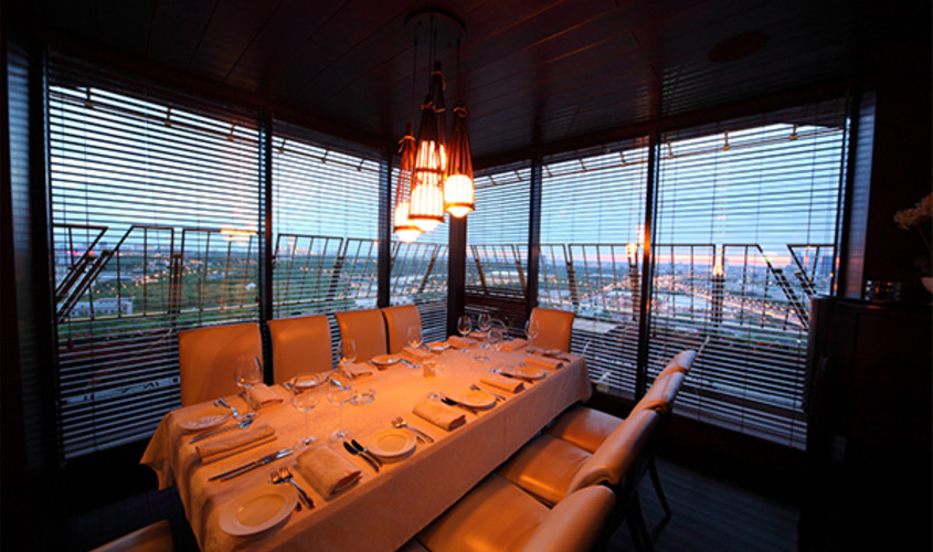 Белый вип зал