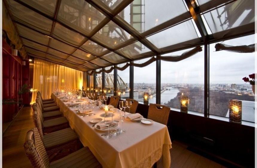 Ресторан, Банкетный зал на 32 персон в ЮЗАО, м. Ленинский проспект от 6500 руб. на человека