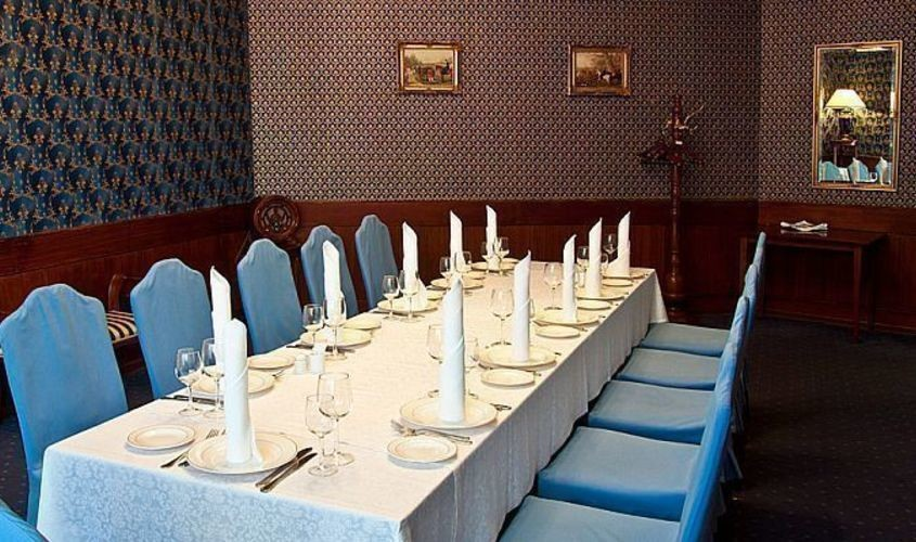 Ресторан, Банкетный зал на 20 персон в ЦАО, м. Смоленская, м. Арбатская от 3000 руб. на человека