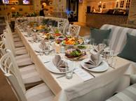 Ресторан, Банкетный зал, При гостинице на 70 персон в ВАО, м. Партизанская от 3000 руб. на человека