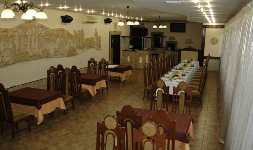 Ресторан, Банкетный зал на 60 персон в ЮАО, м. Домодедовская от 2500 руб. на человека