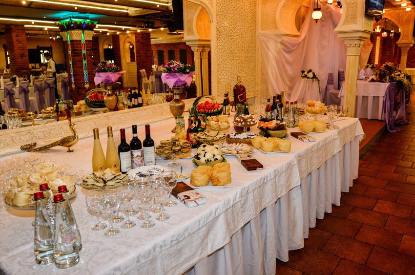Ресторан, Банкетный зал, При гостинице на 170 персон в ЮВАО, м. Люблино от 2500 руб. на человека