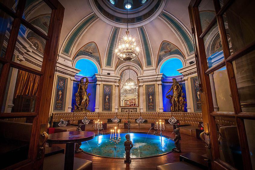Ресторан, Банкетный зал на 40 персон в ЦАО, м. Лубянка, м. Театральная, м. Кузнецкий мост от 4000 руб. на человека