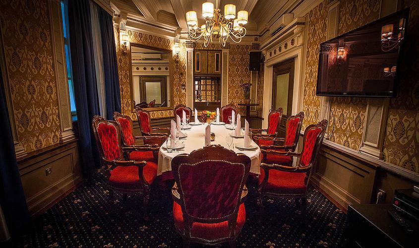 Ресторан, Банкетный зал на 15 персон в ЦАО, м. Кузнецкий мост, м. Театральная, м. Лубянка от 4000 руб. на человека
