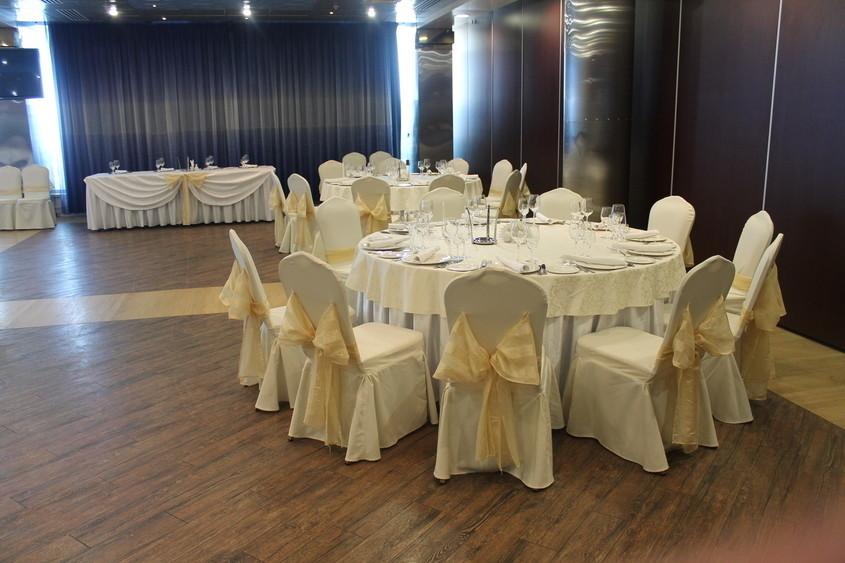 Банкетный зал, При гостинице на 60 персон в ВАО, м. Партизанская от 3000 руб. на человека