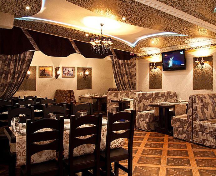 Банкетный зал, Кафе на 150 персон в ЮВАО, м. Рязанский проспект от 1500 руб. на человека