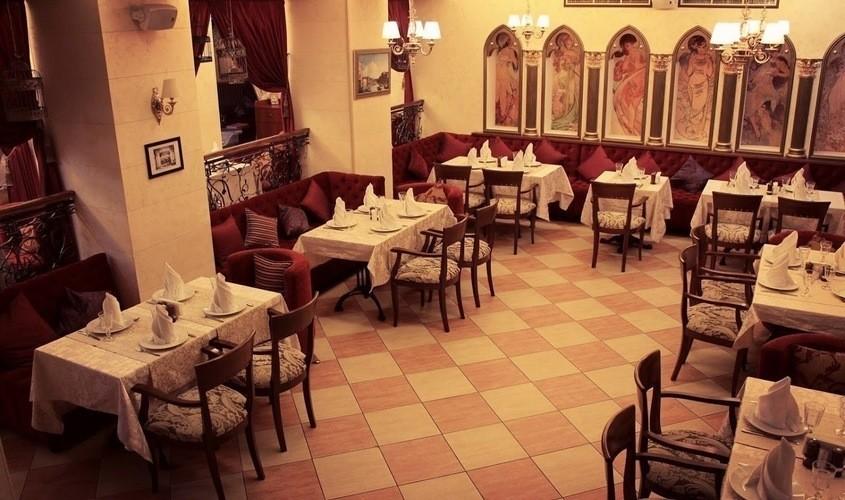 Ресторан, Банкетный зал на 70 персон в ЦАО, м. Сретенский бульвар, м. Тургеневская, м. Чистые пруды от 1500 руб. на человека