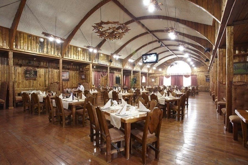 Ресторан, Банкетный зал на 100 персон в ЮАО, м. Каширская, м. Варшавская от 3000 руб. на человека