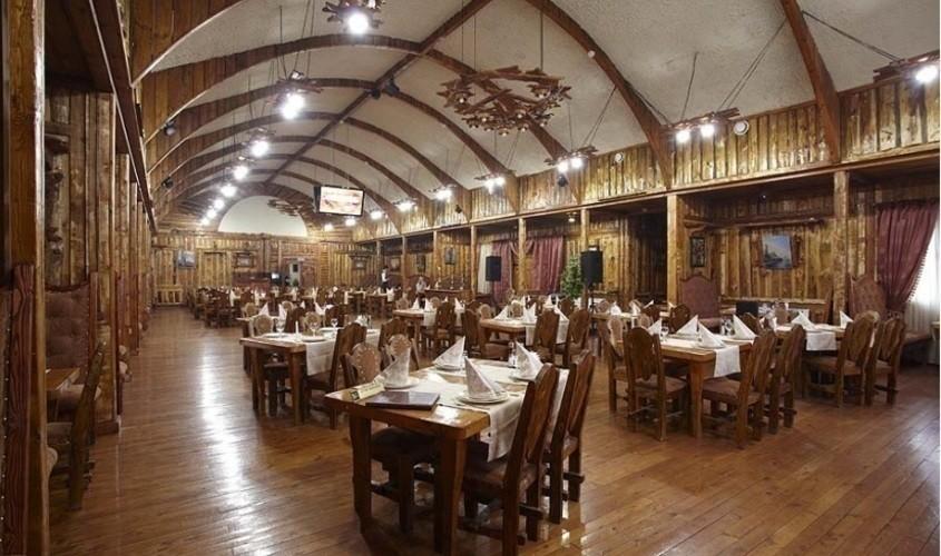 Ресторан, Банкетный зал на 100 персон в ЮАО, м. Каширская от 3500 руб. на человека