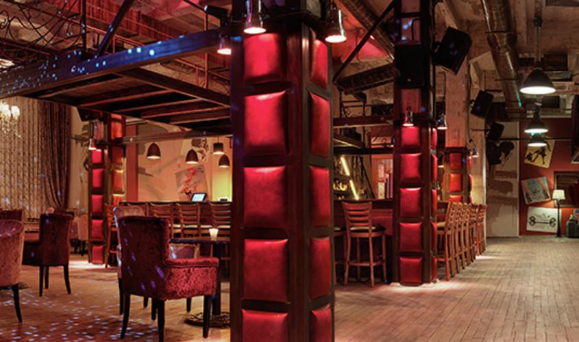 Ресторан, Банкетный зал на 150 персон в ЦАО, м. Улица 1905 года, м. Краснопресненская, м. Баррикадная от 2000 руб. на человека
