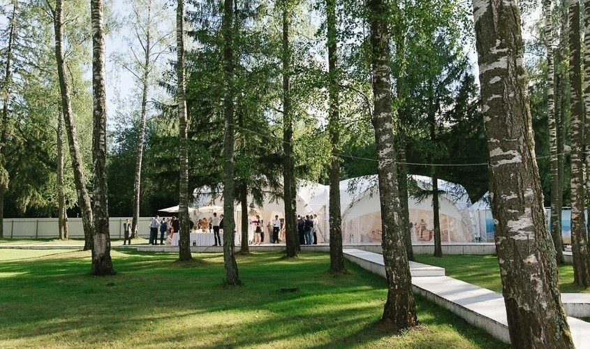Шатер на 100 персон в САО, м. Речной вокзал от 4000 руб. на человека