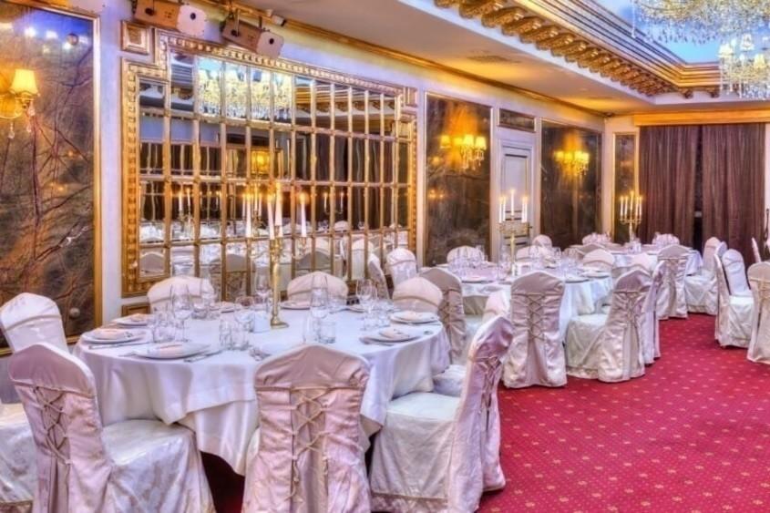 Ресторан, Банкетный зал на 70 персон в ЮЗАО, ЗАО, м. Университет, м. Славянский бульвар от 2500 руб. на человека