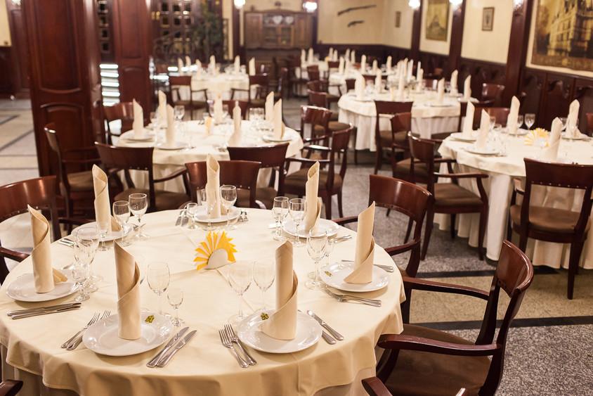Ресторан, Банкетный зал на 120 персон в ЦАО, м. Пушкинская, м. Чеховская, м. Тверская от 3000 руб. на человека