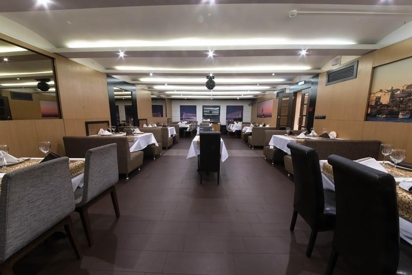 Ресторан, Банкетный зал на 60 персон в ЦАО, м. Смоленская, м. Арбатская от 2500 руб. на человека