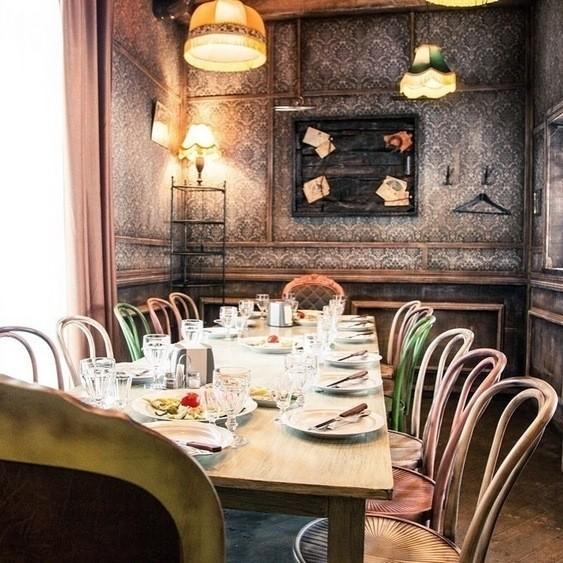 Ресторан, Банкетный зал на 10 персон в ЗАО, м. Филевский парк, м. Багратионовская от 2500 руб. на человека