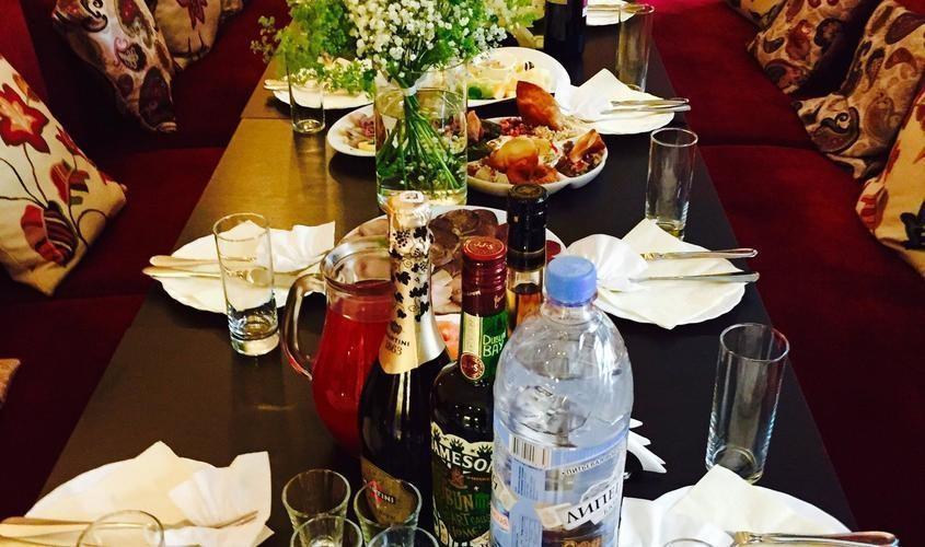 Кафе на 30 персон в ЮАО, м. Тульская, м. Шаболовская, м. Серпуховская, м. Добрынинская от 1500 руб. на человека