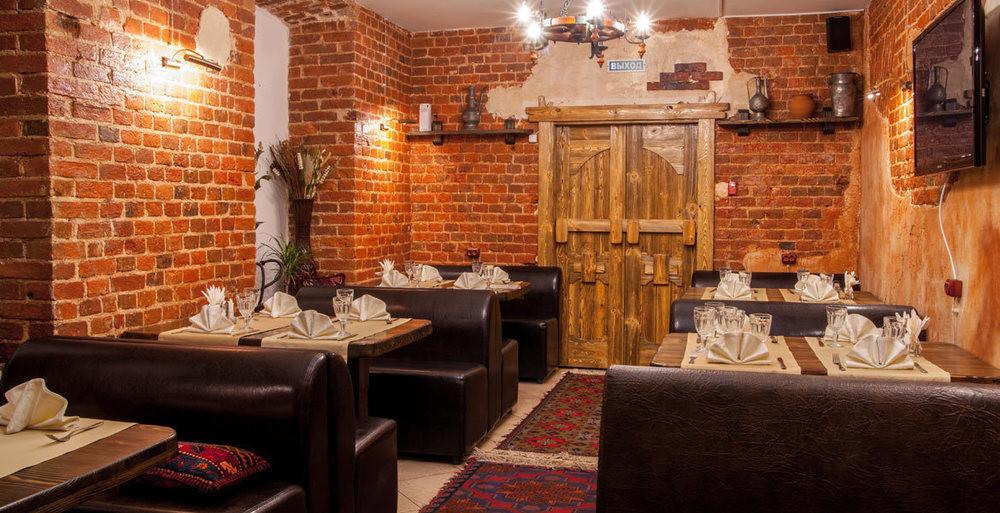 Ресторан, Банкетный зал на 15 персон в ЦАО, м. Комсомольская, м. Красные ворота от 3000 руб. на человека