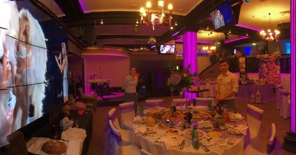 Ресторан, Банкетный зал на 40 персон в ЮЗАО, м. Профсоюзная, м. Новые Черемушки от 2000 руб. на человека