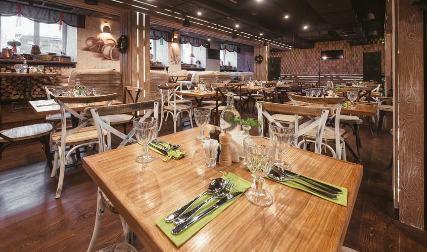 Ресторан на 80 персон в ЦАО, СВАО, м. Рижская, м. Проспект Мира от 3000 руб. на человека