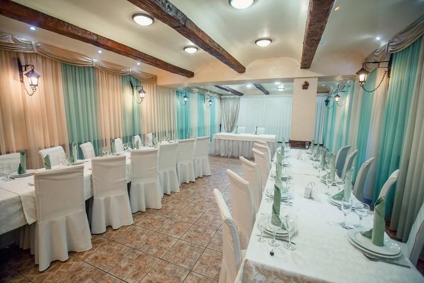 Банкетный зал на 70 персон в ЮАО, м. Царицыно, м. Кантемировская от 1500 руб. на человека