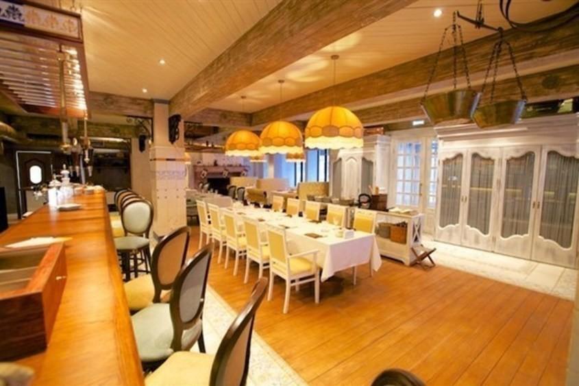 Ресторан на 70 персон в ЦАО, м. Сретенский бульвар, м. Тургеневская от 2500 руб. на человека