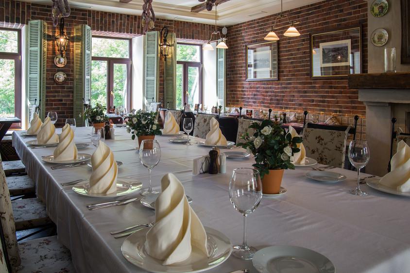 Ресторан на 50 персон в ЦАО, м. Краснопресненская от 2500 руб. на человека