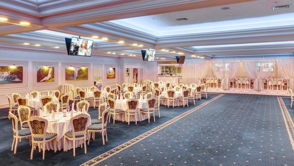 Ресторан, Банкетный зал на 400 персон в ЮВАО, м. Волжская, м. Текстильщики, м. Печатники от 2500 руб. на человека
