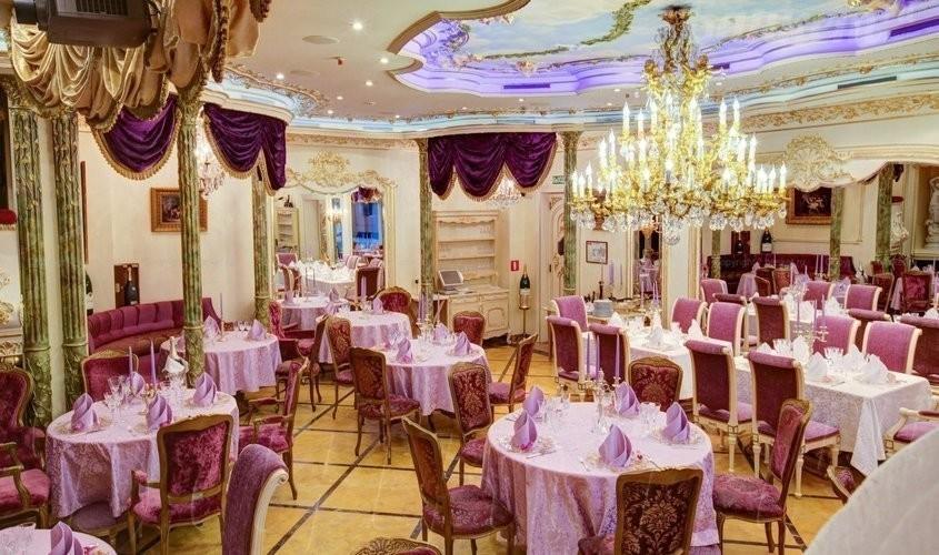 Ресторан на 70 персон в ЗАО, м. Славянский бульвар от 8000 руб. на человека
