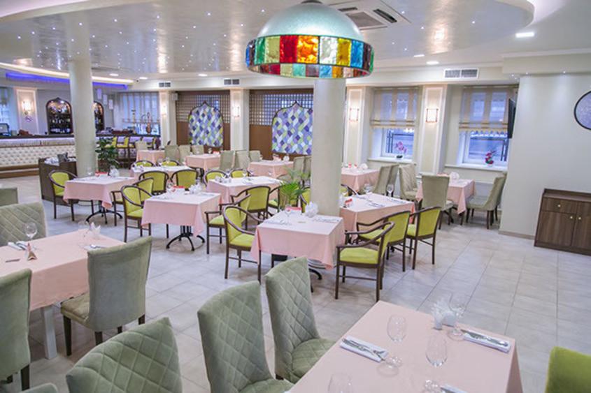 Ресторан, Банкетный зал на 80 персон в ЦАО, м. Павелецкая, м. Серпуховская от 1500 руб. на человека