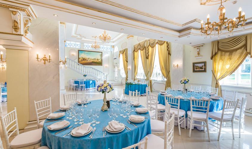 Ресторан, Банкетный зал на 100 персон в ЮВАО, м. Волжская, м. Кузьминки, м. Люблино от 3500 руб. на человека