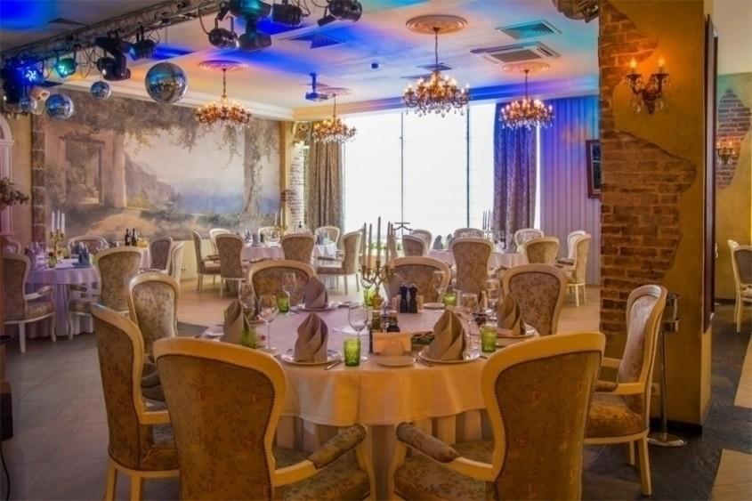 Ресторан, Банкетный зал на 100 персон в ЦАО, м. Октябрьская от 3500 руб. на человека