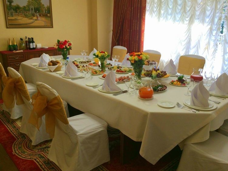 Банкетный зал, При гостинице на 12 персон в СВАО, САО, м. Тимирязевская от 2000 руб. на человека