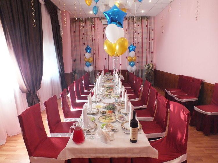 Ресторан на 30 персон в ЮАО, м. Кантемировская, м. Каширская от 2000 руб. на человека